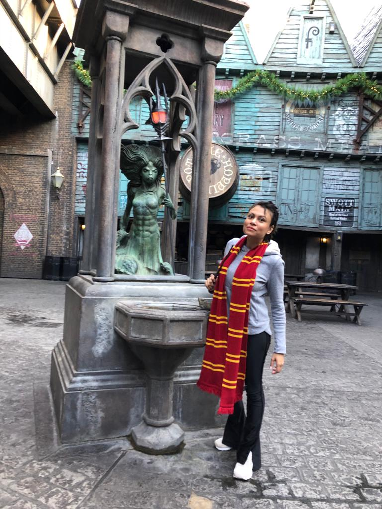 Beco Diagonal Harry Potter