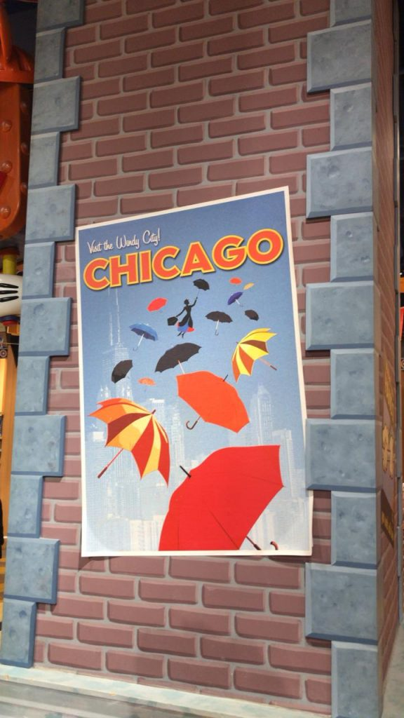 Loja Disney Chicago